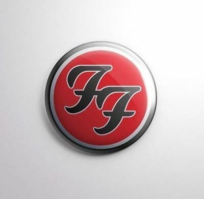 FOO FIGHTERS -  Pinbacks Badge Button 25mm 1''*