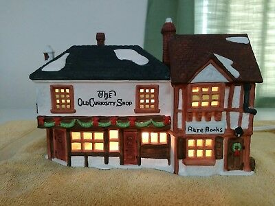 Dept 56 Dickens Village Series The Old Curiosity Shop 59056. Heritage Collection