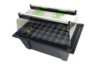 X-STREAM propagator complete kit WITH LED LIGHTS 40 SITE AEROPONICS