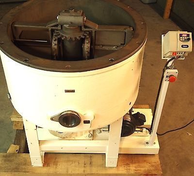 Vintage Candy Factory: Refurbished 30 Gal Rowntree-Hoadley Chocolate Mix/Melter