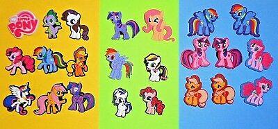 My Little Pony Characters Shoe Charms Kids Sets for  fits Jibbitz Clogs Crocs