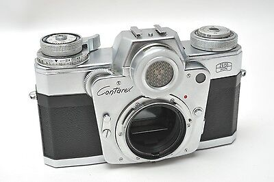 ZEISS CONTAREX BULLS EYE 35mm CAMERA BODY