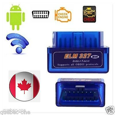 ELM327 Bluetooth OBD2 Car Diagnostic Interface Tool