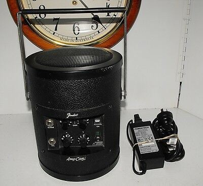 Fender Amp Can Guitar & Vocal Amplifier Quality Amp Hard To Find And Rare GWO
