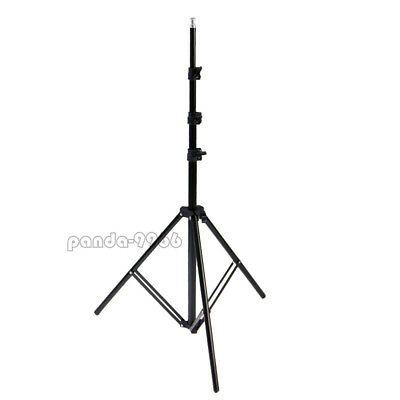 8ft Studio Photography Light Flash Stand Softbox Umbrella Support Tripod Holder