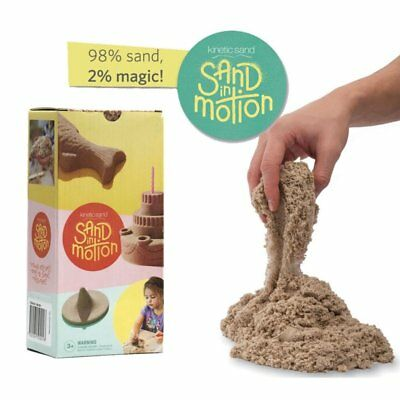 Kinetic Sand Natural 5kg Pack Kinetic Sand Magic In Motion GENUINE