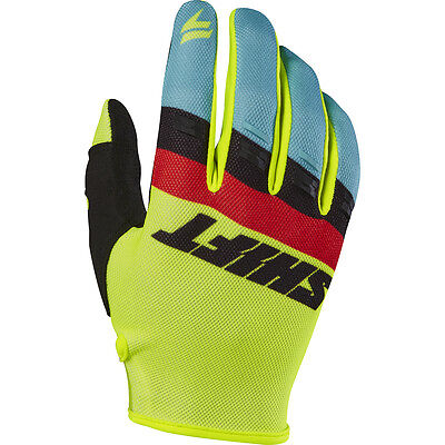 Shift - 2017 Youth Whit3 Tarmac Gloves