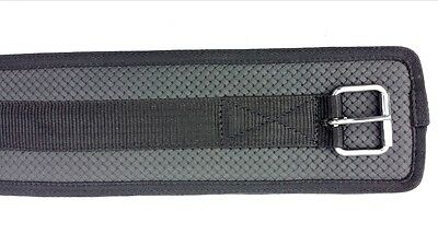 Stock Girth black antigall girth 1 buckle all sizes
