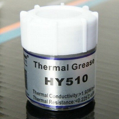 Cooler Heatsink For CPU PC Thermal Silver Grease Conductive Silicone Paste