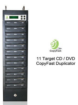 12 Drive CD DVD Duplicator