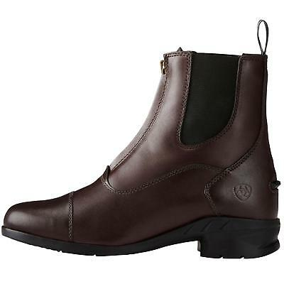 Ariat Womens Heritage Iv Zip Paddock Boot Horse And Equestrian