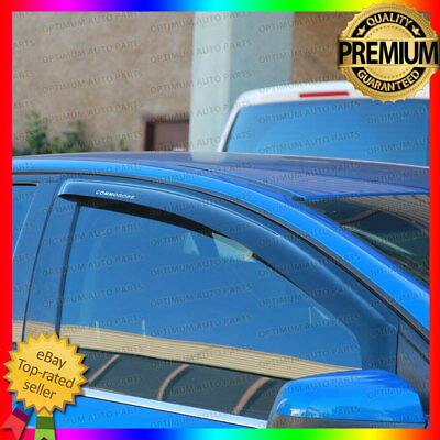 Premium Holden Commodore VE VF Weather shields Window Visors 2010-2017