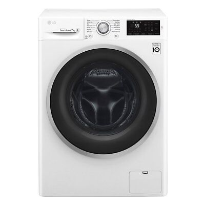 NEW LG WD1207NCW 7kg Front Load Washing Machine