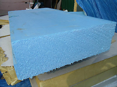 Extruded Styrofoam Foam For Model Making & Sculpting Free Postage