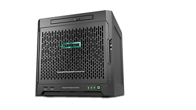 "HPE MicroServer G10 GEN10 AMD Opteron X3216 8GB 4-Bay 3.5"" (No HDD) NAS Server"