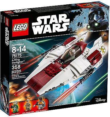 LEGO 75175 Star Wars A-Wing Starfighter - Brand New Sealed