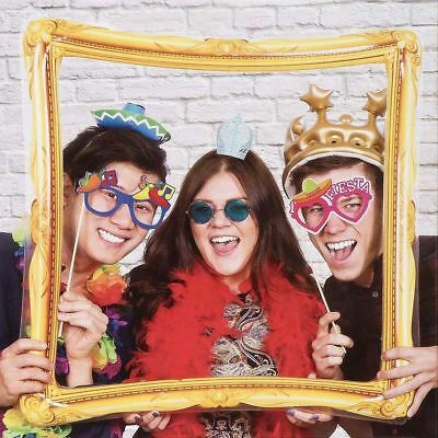 Inflatable Selfie Frame Giant Photo Booth Celebration Blow Up Party Prop