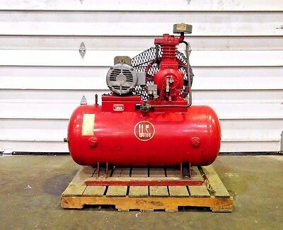 Rx-3653, Us Mk563 Air Compressor. 3 Hp. 1 Ph. 115/230 Volt. 1725 Rpm.