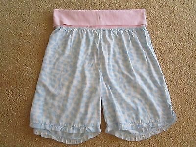 Ladies Peter Alexander Maternity pyjama shorts   NWT   Size XL