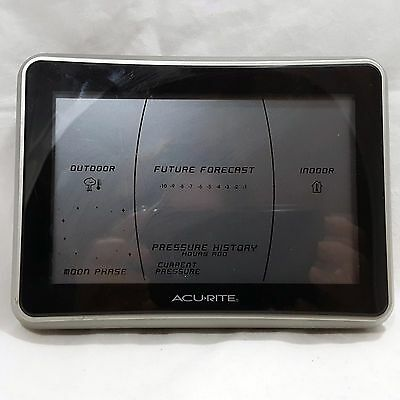 how to set time on acurite weather station