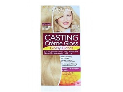 loreal casting creme gloss 1013 LIGHT FROSTED BLONDE BLOND TRES CLAIR SABLE