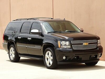 2011 Chevrolet Suburban LTZ 4X4 K1500 2011 CHEVROLET SUBURBAN LTZ 4X4 1 OWNER ACCIDENT FREE CARFAX CERTIFIED! LOADED!!
