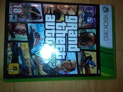 grand theft auto v microsoft xbox 360 2013 dvd box. Black Bedroom Furniture Sets. Home Design Ideas