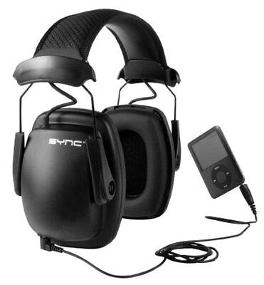 Howard Leight Sync Ear Muffs Noise Protection Hearing Safety Earmuffs Headphones
