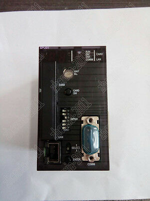 1PC used Omron PLC CJ1W-SPU01