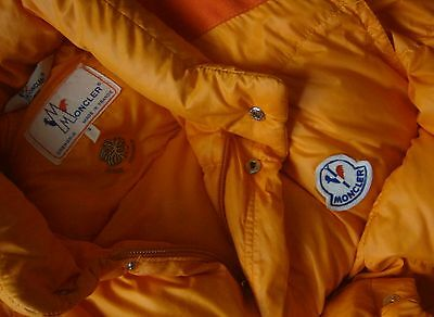 JACKET  duvet 80's MONCLER grenoble circa  tg.4 circa XL made in France RARE