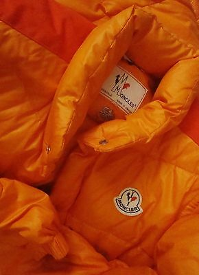JACKET  duvet 80's MONCLER grenoble circa  tg.2 circa M made in France RARE