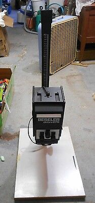 F4m BESELER DICHRO 67S Colorhead 6X7mm ENLARGER Photoghraphy 35mm Lights