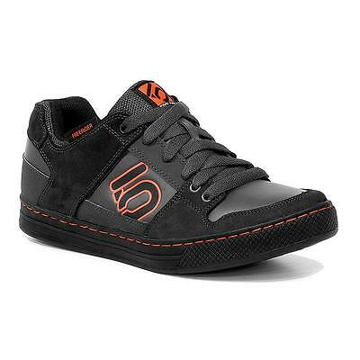 Five Ten Freerider Elements Shoes Dark Grey/Orange - Mountain Bike Enduro Trail