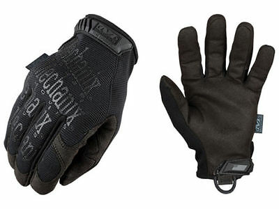 Mechanix Wear The Original Covert Tactical Work Gloves  L Black Covert Color