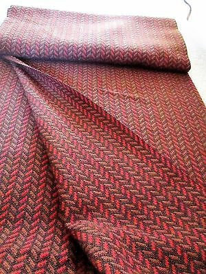 """Welsh tapestry wool fabricLength L154""""xWidth 55""""."""