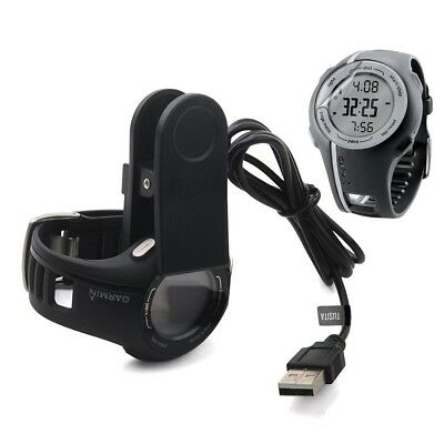 Garmin Forerunner 110 210 Approach S1 Charger Replacement USB Charging Clip