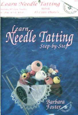 Learn Needle Tatting Step By Step Kit ST11P
