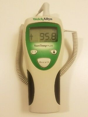 Welch Allyn Suretemp Plus Tested And Working Pre Owned