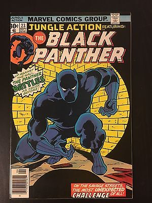 Jungle Action #23 NM 9.4 High Grade Black Panther