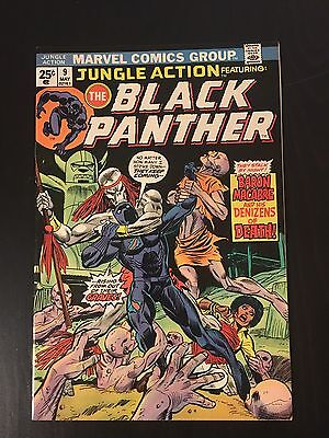 Jungle Action #9 NM 9.4 High Grade Black Panther