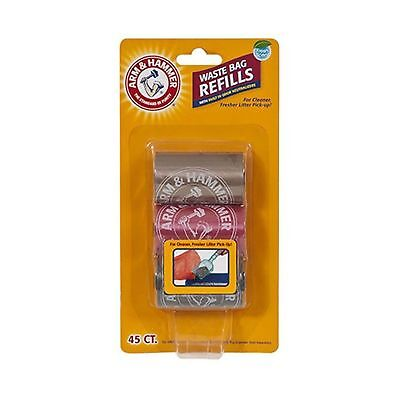 Arm & Hammer 29120 2-in-1 Litter Scoop and Waste Bags