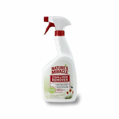 Nature's Miracle 32-Ounce Stain Odor Remover Flowering Meadows Scent