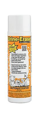 Urine-Erase Stain and Odor Remover 475ml