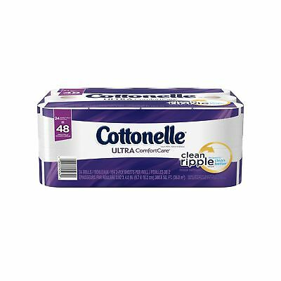 Cottonelle Ultra Comfort Care Double Roll Toilet Paper 24 Count