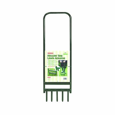 Bosmere 35 by 11-Inch Hollow Tine Lawn Aerator with 5 Tines