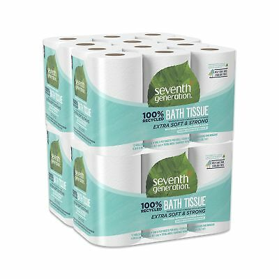 Bathroom Tissue 2 ply 12 pack 300 sheets/roll (Pack of 4) 48 Count