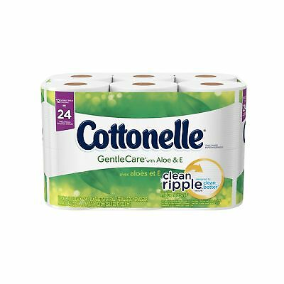 Cottonelle Toilet Paper Gentle Care 12 Pack 12 count