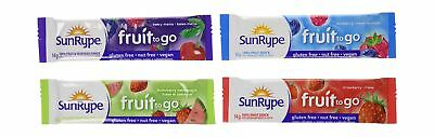SunRype Fruit to Go Snack - Variety Pack of 72