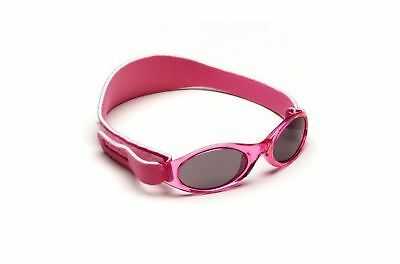 Baby Banz Ultimate Polarized Sunglasses Pink Infant