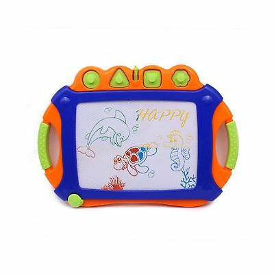 Wishtime Magnetic Color Drawing Board Sketch Pad Writing Craft Art Child Gift...